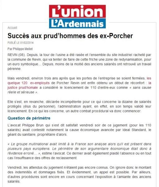 L'union01-02-2014