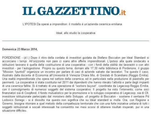 ilgazzettino23-03-2014