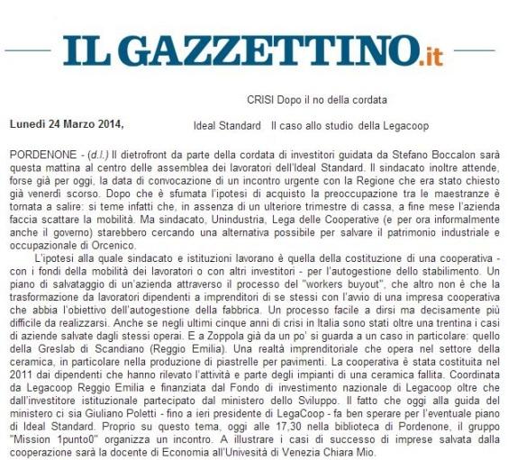 ilgazzettino24-03-2014