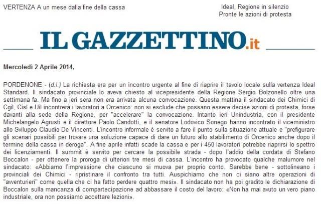 ilgazzettino02-04-2014