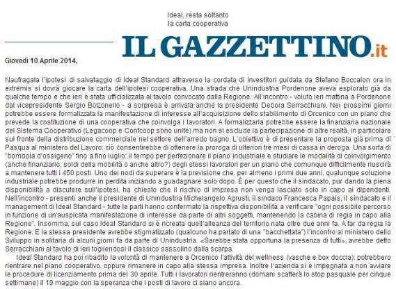 ilgazzettino10-04-2014