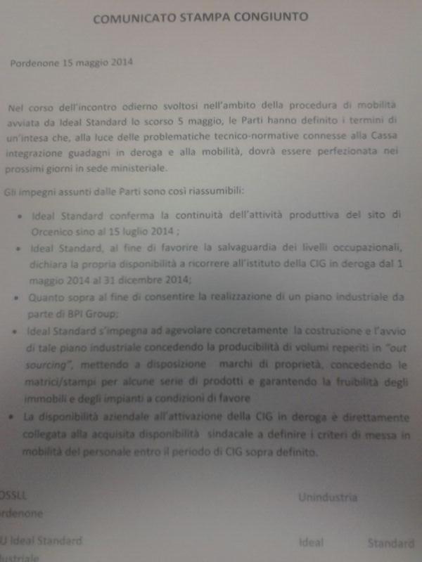 comunicatostampacongiunto15-05-2014
