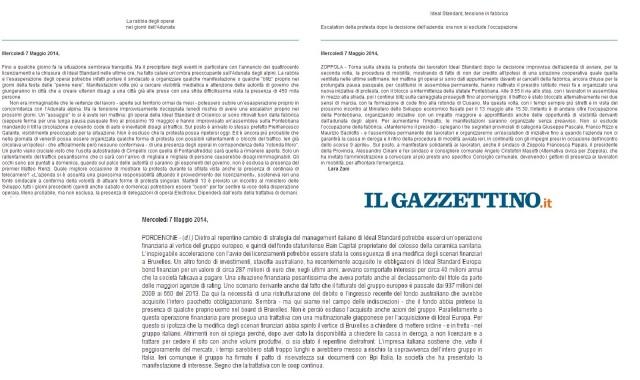 ilgazzettino07-05-2014