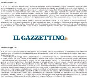 ilgazzettino13-05-2014