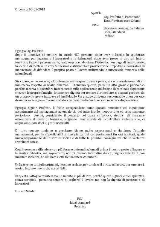 letteraRSUprefetto PN08-05-2014-001