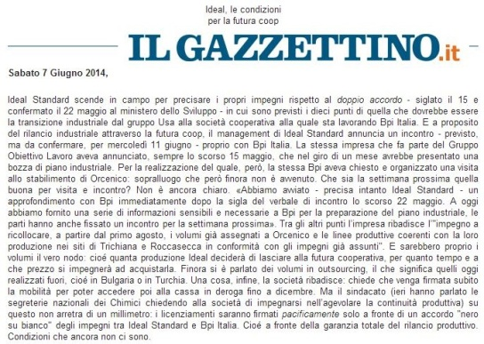 ilgazzettino07-06-2014